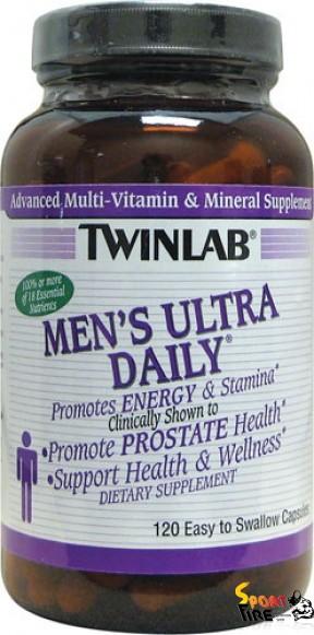 Men`s Ultra Daily 120 caps - 587
