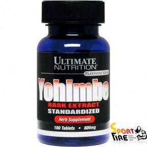 Yohimbe 100 tabs - 557