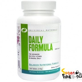 Daily Formula 100 tabs - 482