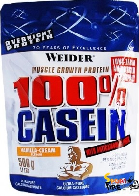 100% Casein 500 g - 443