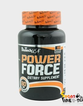 Power Force 60 cap - 568