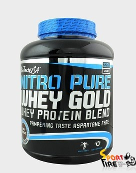 Nitro Pure Whey Gold 2200 g - 537
