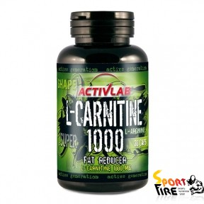 L-Carnitine 1000 30 caps - 293