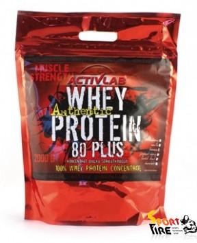 Whey Protein 80 plus 2 kg - 304