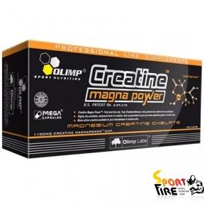 Creatine Magna Power 120 caps - 982