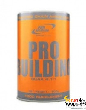 Pro Building BCAA 4:1:1 500 g - 811