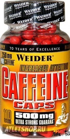 Caffeine caps 110 caps - 453