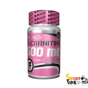 L-Carnitine 500 mg 60 tab - 417