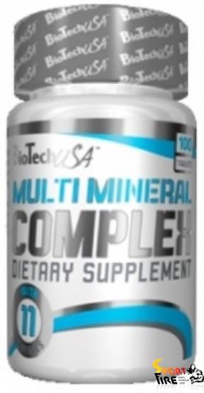 Multi Mineral Complex 100 tab - 357