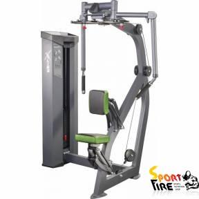 Тренажер мышц груди / задних дельт комбинированный XR124 - 1785