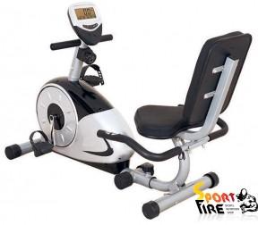 Магнитный горизонтальный велосипед SS-94-L USA - 1326