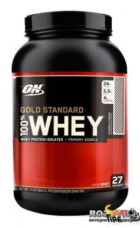 100% Whey Gold Standard - 887