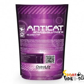 ANTICAT BCAA + L-Glutamine 500 грамм - 1221