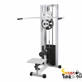Тренажер для ягодичн. и приводящих-отводящих мышц бедра (стоя) ST121 - 1557