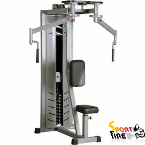 Тренажер для грудных мышц и задних дельт комбинир. BT124 - 1564