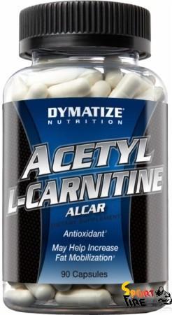 Acetyl L-Carnitine 90 cap - 618
