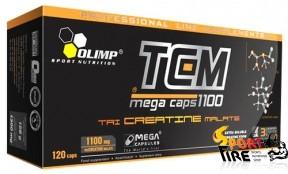 TCM Mega Caps 1100 120 caps - 975