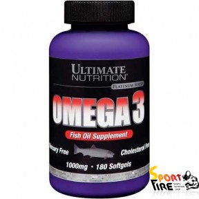 Omega 3 180 softgels - 542