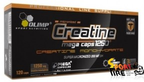 Creatine Mega Caps 1250 120 caps - 981