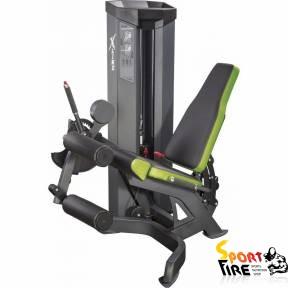 Тренажер для мышц бедра (комбинир. - сгиб., разгиб.) XR111 - 1763