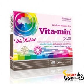 Vitamin Plus For Women 30 caps - 1021