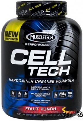 Cell Tech 2700 g - 940
