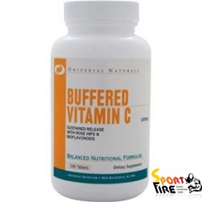 Buffered Vitamin C 100 tab - 479