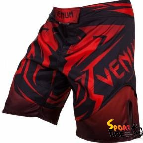 Шорты VENUM Shadow Hunter Fight Shorts - Red - 1958
