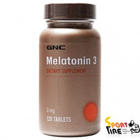 Melatonin 3 120 cap - 716