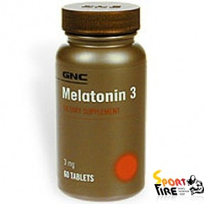 Melatonin 3 60 tab - 717