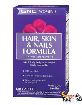 Hair Skin & Nails Formula 60 cap - 714
