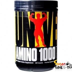 Amino 1000 500 caps - 470