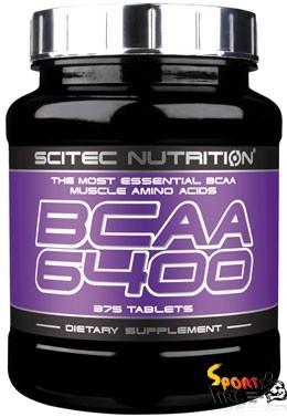 BCAA 6400 125 tab - 608