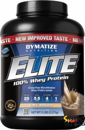 Elite Whey Protein Isolate 2300 g - 633