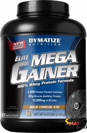 Elite Mega Gainer 2900 g - 615