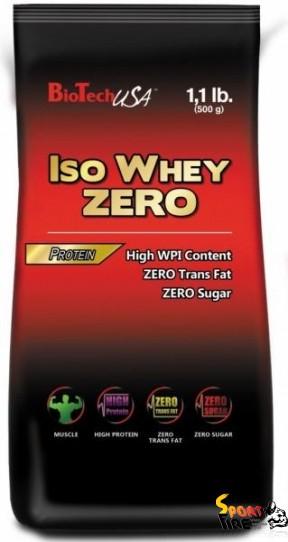 Iso Whey Zero 500 g - 527