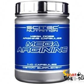 Mega Arginine 140 caps - 649