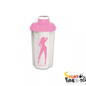 Shaker Pink Fit LADY 500 ml - 314