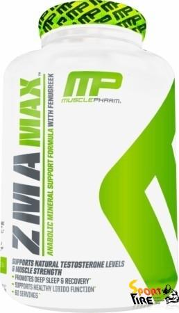ZMA Max 60 cap - 918