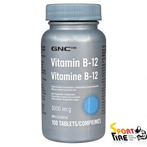 Vitamin B-12 1500 90 cap - 778