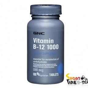 Vitamin B-12 1000 100 tab - 777