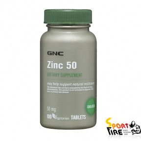 Zinc 50 250 tab - 797