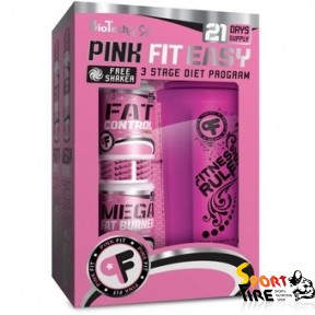 Pink Fit Easy Kit (Женский набор) - 423