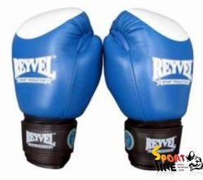 REYVEL  Перчатки боксерские ФБУ 10 oz - 1051
