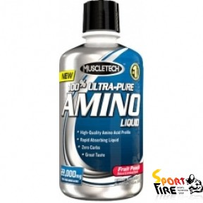 100% Ultra-Pure Amino Liquid 946 ml - 929