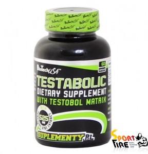 Testabolic 60 cap - 522