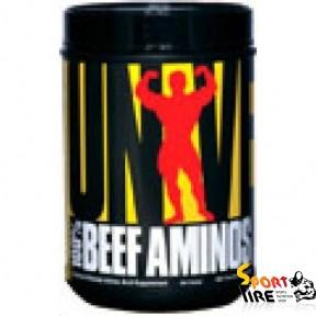 100% Beef Aminos 400 tabs - 468